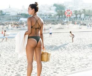 Luz Days with Model Ana Lara in Praia da Luz