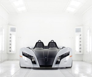 The Track Warrior: Magnum's MK5 Supercar