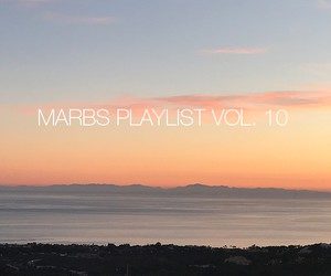 WHUDAT presents: Marbs Playlist Vol. 10
