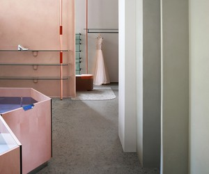 Imarika Store, Milan, Italy / Marcante Testa