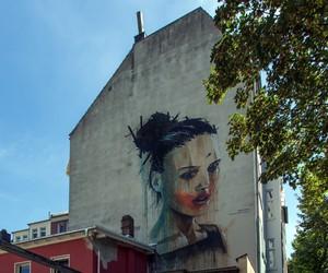 Mural by German Street Artist Martin Bender