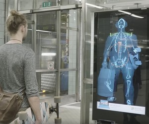 Surface Pro 4 Real Time Posture Scanner
