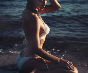 Meet Model Miluniel at Denmarks Seaside