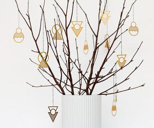 Christmas All Year Around: Modern ornaments