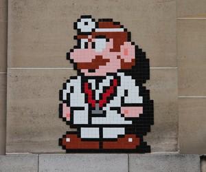 Mosaic-Invasions by Artist Invader in Paris