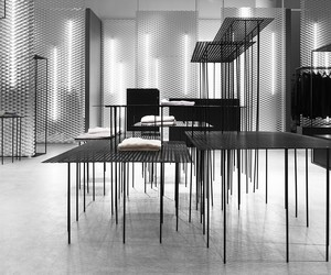 Mouli's Stockholm Store by Guise