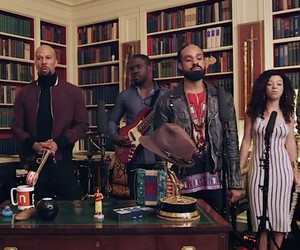 NPR Tiny Desk Concert At The White House w/ Common