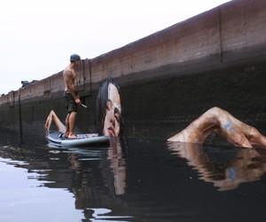 Aquatic Murals by Artist Sean Yoro