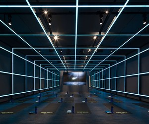 Nike Studio Pops Up in Beijing