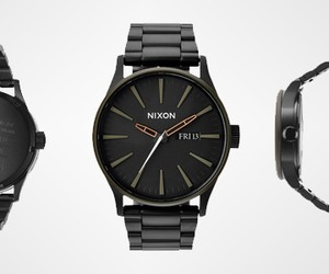 The Industrial Craft Collection From Nixon
