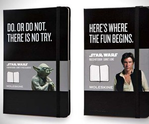 Limited Edition Moleskine x Star Wars Notebooks