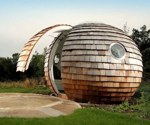 Awesome Outdoor Office Designs