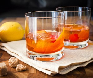 Old Fashioned Cocktail + a video!