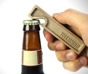 You've Earned It Bottle Opener by Owen & Fred