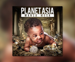 "Planet Asia - ""Mansa Musa"" // Full Streams"