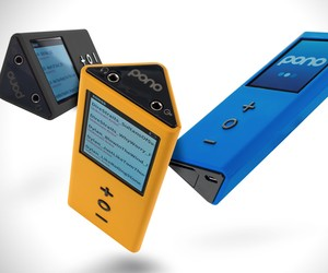 Neil Young's PonoPlayer Music Device