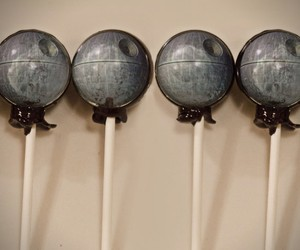 Death Star Pops