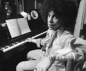 """Prince Before Fame"" by Robert Whitman"