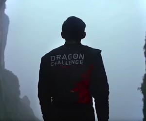 "Range Rover Sport defeats the ""white dragon"""