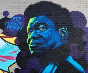 R.I.P. Charles Bradley – Tribute Mural
