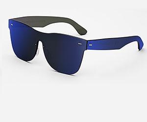 """Futuristic Super """"tuttolente"""" Sunglasses"""