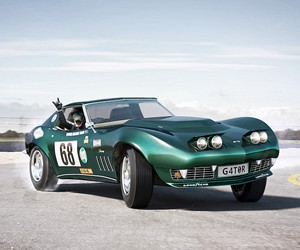 Rides of the Wild – Custom-designed Classic Cars