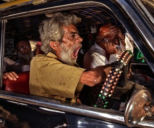 """Road Wallah"" – Mumbai's Iconic Taxis"