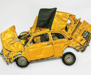 RON ARAD / IN REVERSE / PAUL KASMIN GALLERY NYC