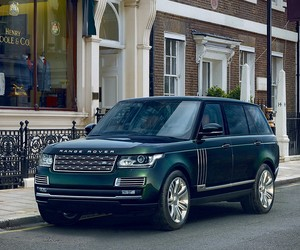 2015 Range Rover: Holland & Holland Edition