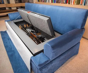 Couch Bunker