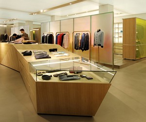 Savile Row Flagship by Richard James