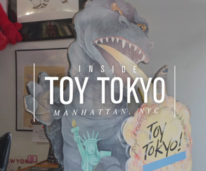 'Inside Toy Tokyo' interview with Lev Levarek