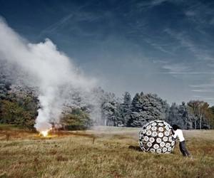 A Wind-Powered Mine Detonator Made of Bamboo