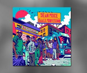 "Sean Price x Small Professor - ""86 Witness"""