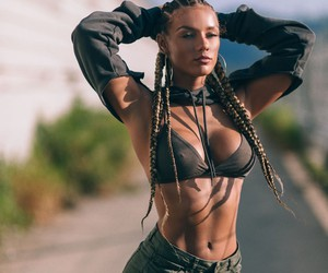 """Set It Off"" feat. Model Jena Frumes"