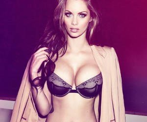 Jessica Jane Clement x Loaded Magazine