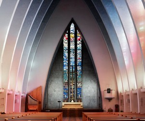 Modern Churches from Around the World