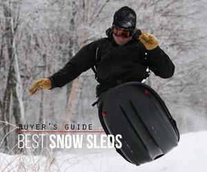 Best Snow Sleds