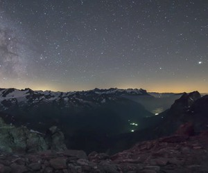 Sleepless in Switzerland - 4K Time Lapse
