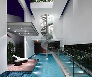Slim Singapore House