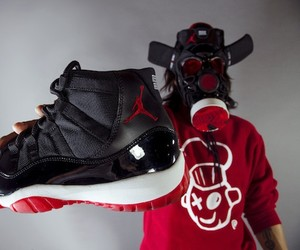 Sneaker Masks by Gary Lockwood aka Freehand Profit