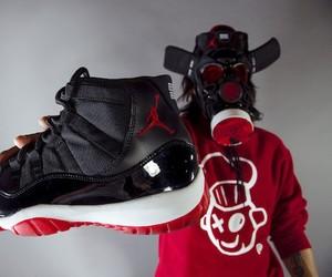 Sneaker Masks by Gary Lockwood aka Freehand Profit