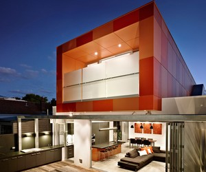 South Yarra Residence by LSA Architects