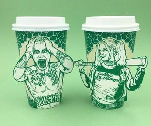 """""""Starbucks Cup Art"""" by Illustrator Soo Min Kim"""