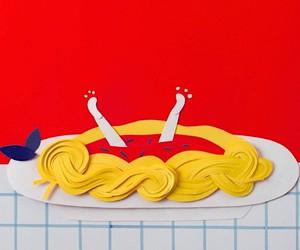 """""""Food"""" by Michaela Mihalyiová"""