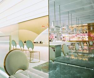 Aoyama Lab Dessert Bar, Beijing / Studio MVW