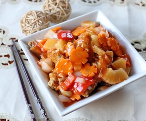 Crispy Sweet and Sour Fish