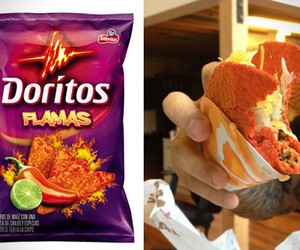 Flamas Doritos Taco