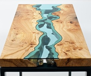 """""""The River Collection"""" – Wood Furniture"""