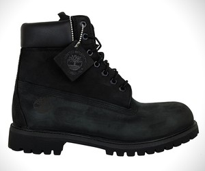 Timberland All-Black 6-Inch Boot